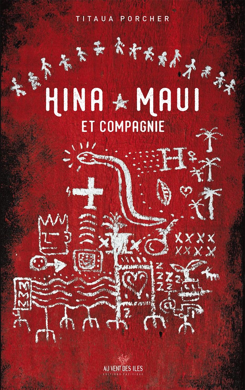 Couv Hina Maui & co