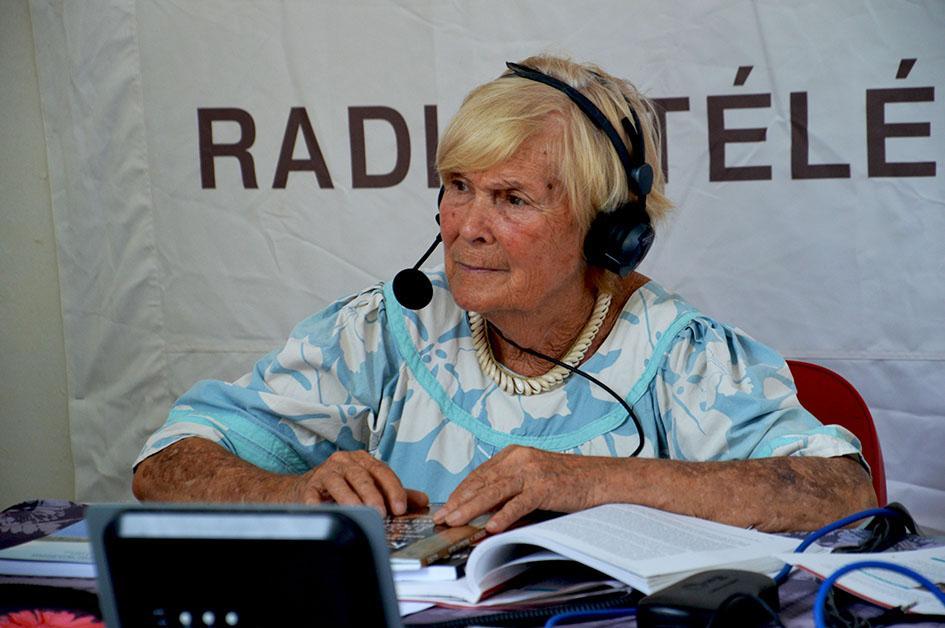 Michèle de Chazeaux