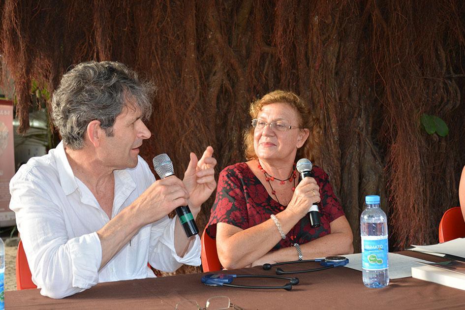 Conférence Lionel Duroy