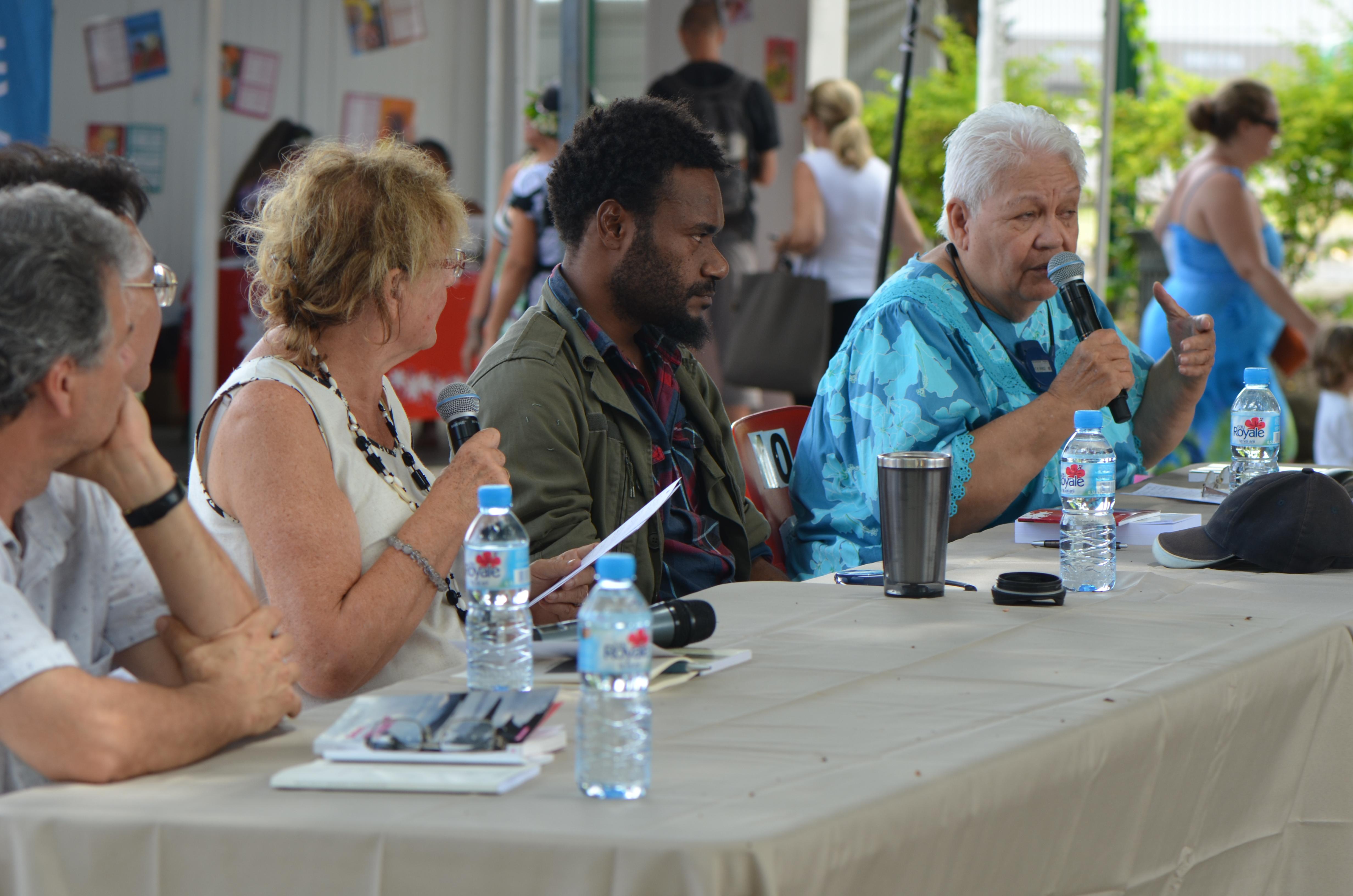 Salon Lire en Polynésie
