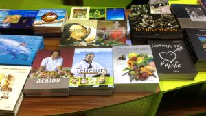 Livres de cuisine - Au vent des îles