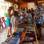 1er salon du livre de Huahine