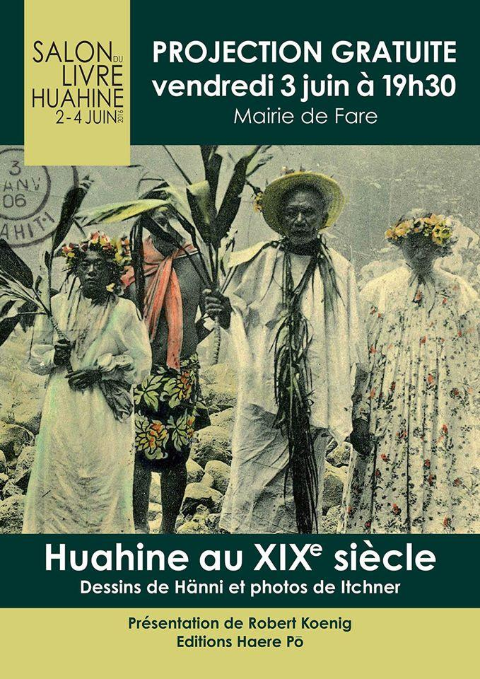 Projection Huahine Hanni