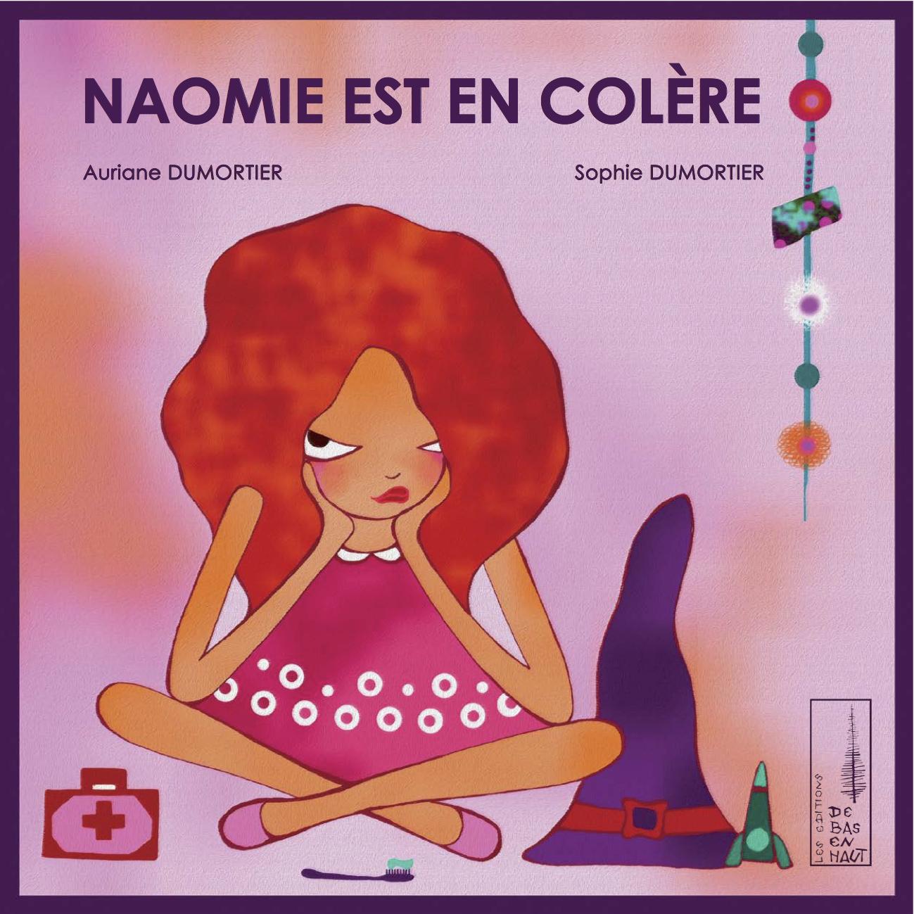 Naomie 1ère couv