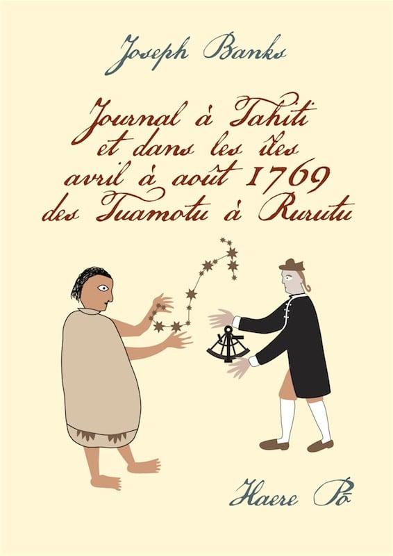 Banks et Tupaia couv