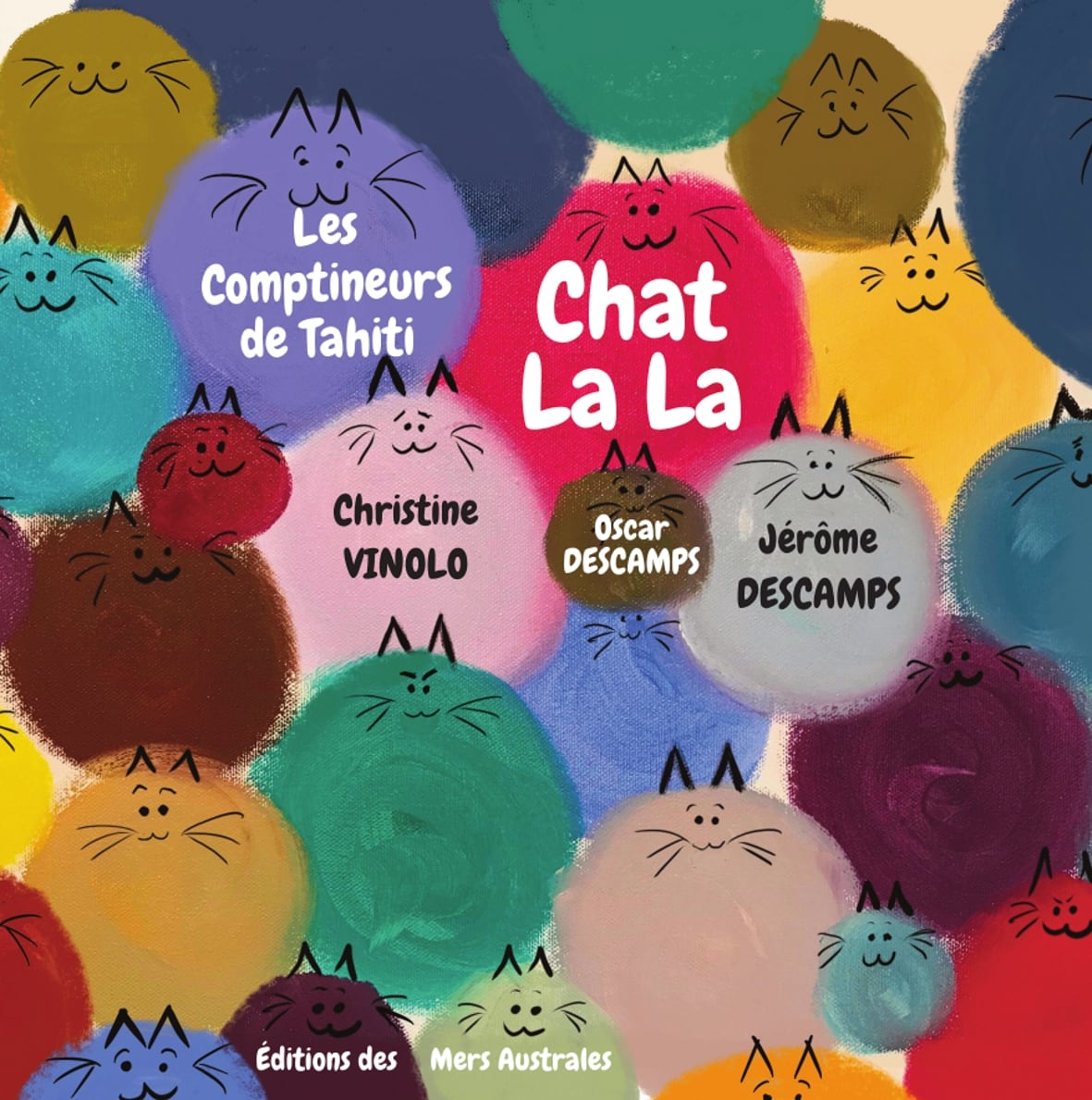COLLATUETETE_CHAT LA LA