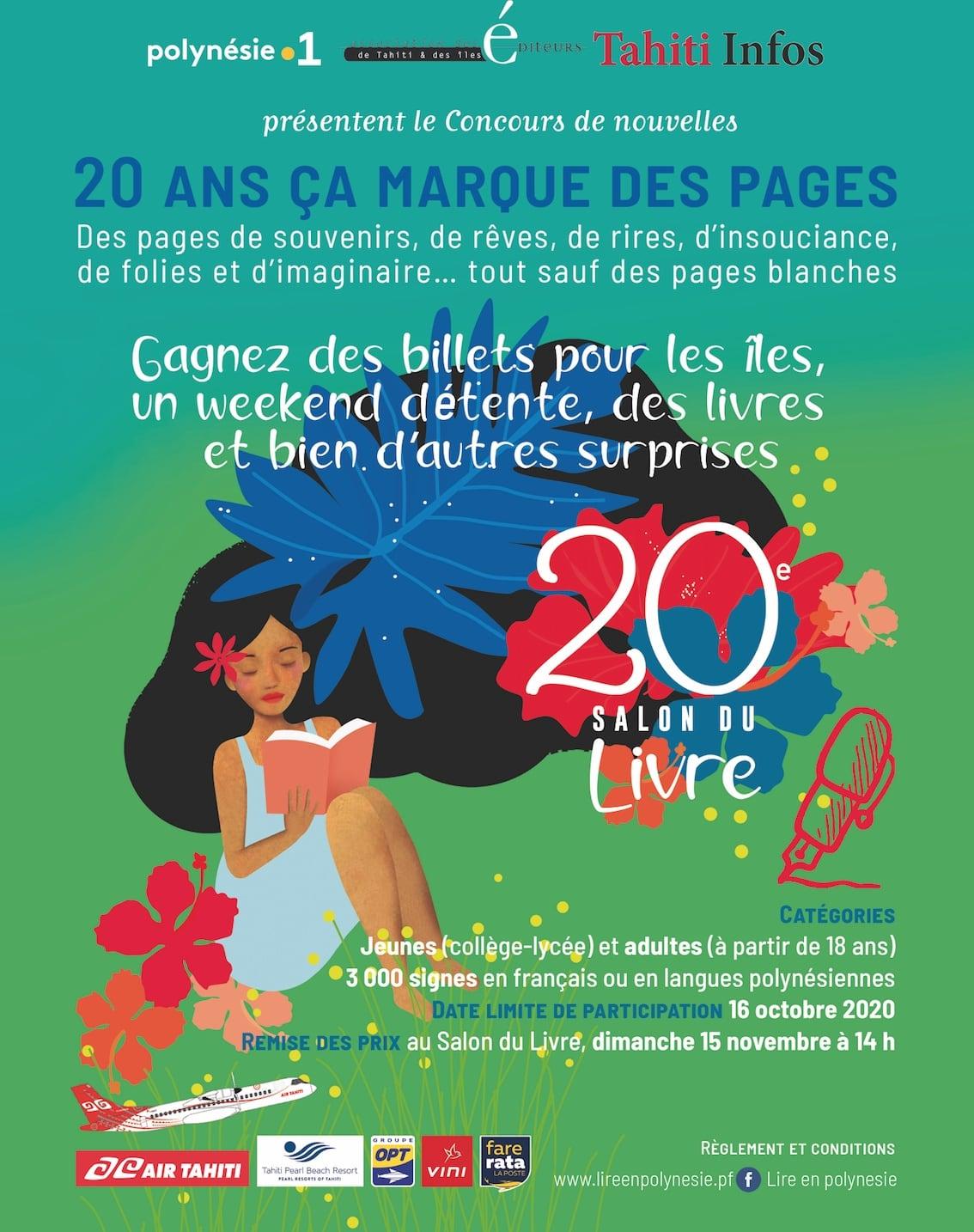 Concours de livre jeunesse : île était une fois mon récif